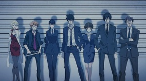 PSYCHO-PASS - ED1.5 - Large 03